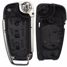 AUDI Autoschlüssel Klappschlüssel Fernbedienung Gehäuse