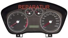 Ford Focus C-Max Tacho Anleitung für Kombiinstrument Reparatur