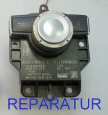 Mercedes Drehknopf Comand Controller Reparatur C-Kl W204 E-K W212