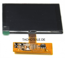 FIS MFA LCD VDO TACHO Kombiinstrument Display AUDI A3 A4 A6