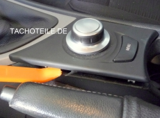 Repair instructions for BMW BMW E90 / 91/92 iDrive Controller