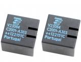 2x Tyco Relais V23084-C2001-A303