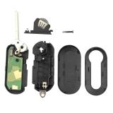 Funkschlüssel Fernbedienung für FIAT Ducato Punto