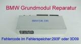 BMW E46 X3 Zentralverriegelung Grundmodul Steuergerät Reparatur