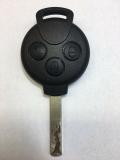 Smart 451 Funkfernbedienung Zündschlüssel nachmachen